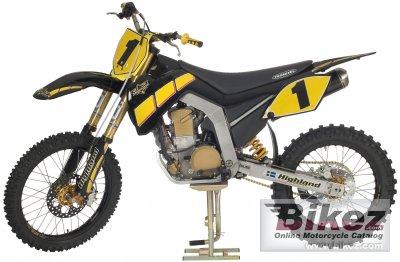 2006 Highland 450 MX