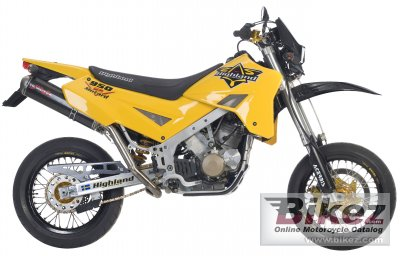 2006 Highland Super Motard specifications and pictures