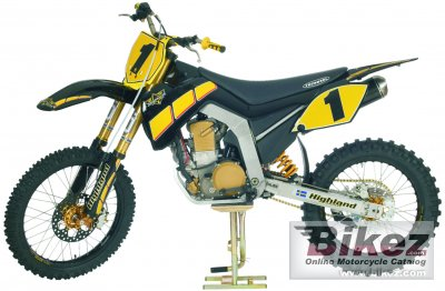 2007 Highland 450 MX photo