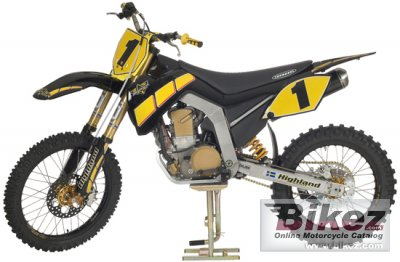 2008 Highland 450 MX photo