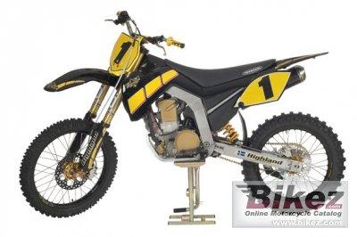 2009 Highland 450 MX