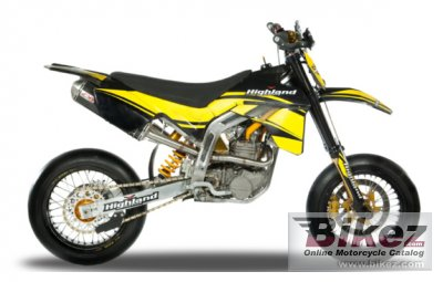 2011 Highland 450cc Supermoto photo