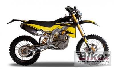 2011 Highland 350cc Trail photo
