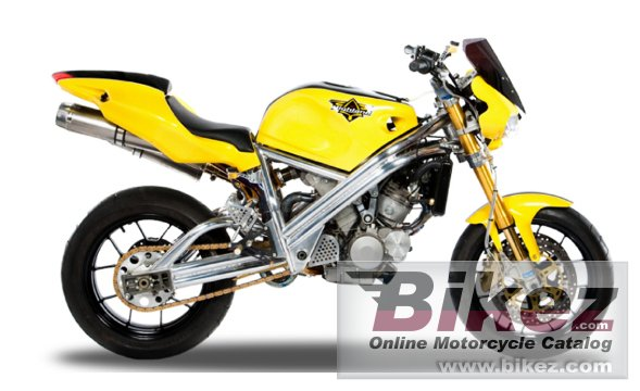 Big Highland 950cc viking picture and wallpaper from Bikez.com