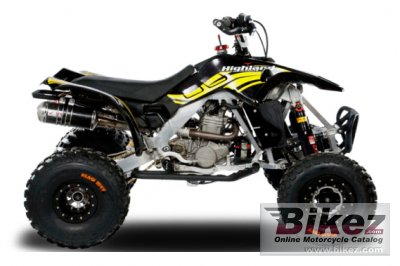 2011 Highland 507cc ATX Quad Racer photo