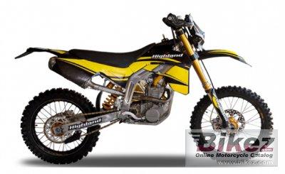 2011 Highland 450cc Cross Country