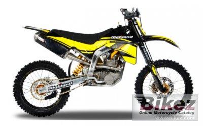 2011 Highland 450cc MX