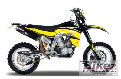 2011 Highland 950cc Desert X