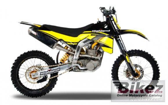 Highland 450 MX