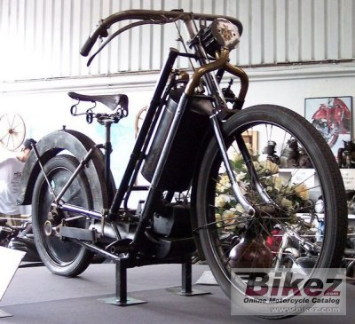 1896 Hildebrand-Wolfmuller Motorrad