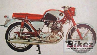 1961 Honda CB77
