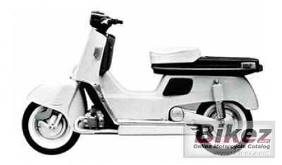 1961 Honda Juno M80