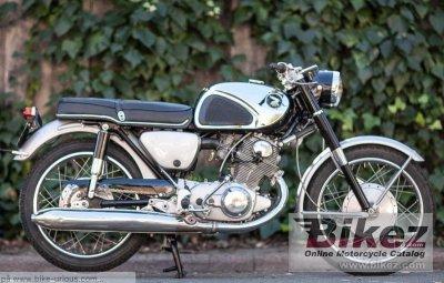 1962 Honda CB77