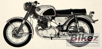 1964 Honda CB77