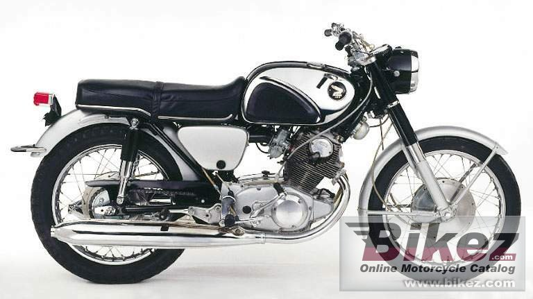 Honda Dream 305