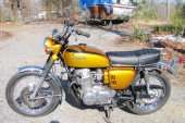 1970 Honda CB 750 F photo