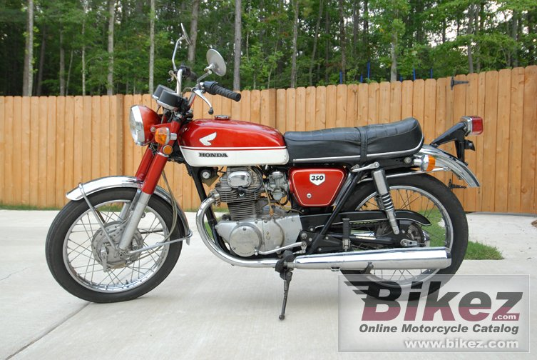Big nrmcreativemarketing.com cb 350 picture and wallpaper from Bikez.com
