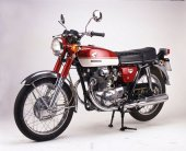 1970 Honda CB 250 K 1 photo