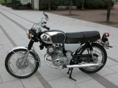 1970 Honda CB 125 photo