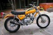 1971 Honda SL70
