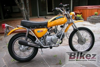 1971 Honda SL70 photo