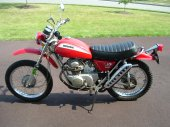 1971 Honda SL175 photo