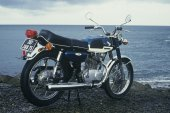 1971 Honda CB 125 photo