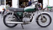 1971 Honda CB 450 K 1 photo
