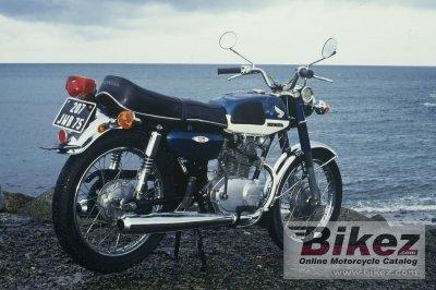 1971 Honda CB 125
