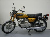 1972 Honda CL 175 photo