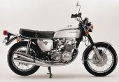 1972 Honda CB 750 F photo