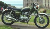 1972 Honda CB 500 F photo