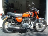 1972 Honda CB 350 photo