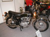 1972 Honda CB 250 photo