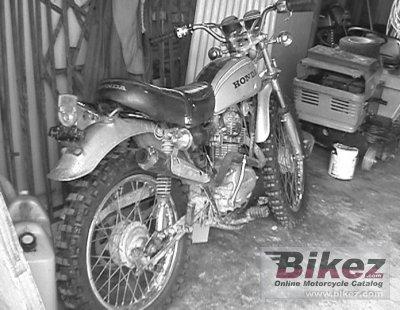 1972 Honda SL 125
