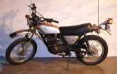 1973 Honda MT 250 Elsinore