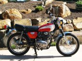 1973 Honda CL350 photo