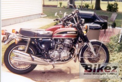 1973 Honda CB 750 F photo
