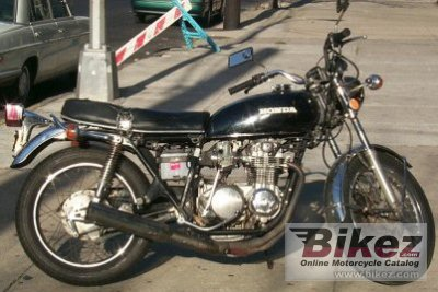 1973 Honda CB 500 F photo