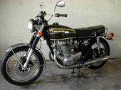 1973 Honda CB 450 disc photo