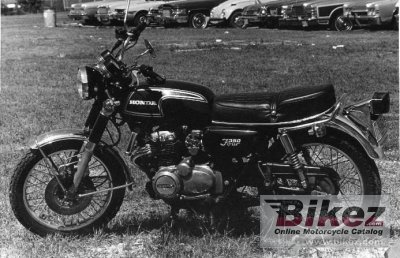 1973 Honda CB 350 F photo