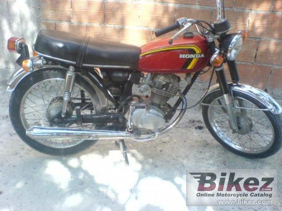 1973 Honda CB 100