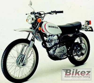 1973 Honda XL 250 photo