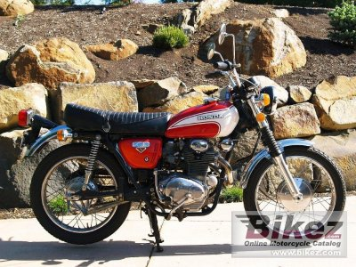 1973 Honda CL350