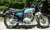 1974 Honda CB 360 photo