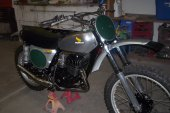 1974 Honda CR250M photo