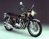 1974 Honda CB 500 F photo