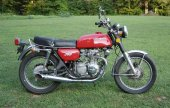 1974 Honda CB 350 F photo