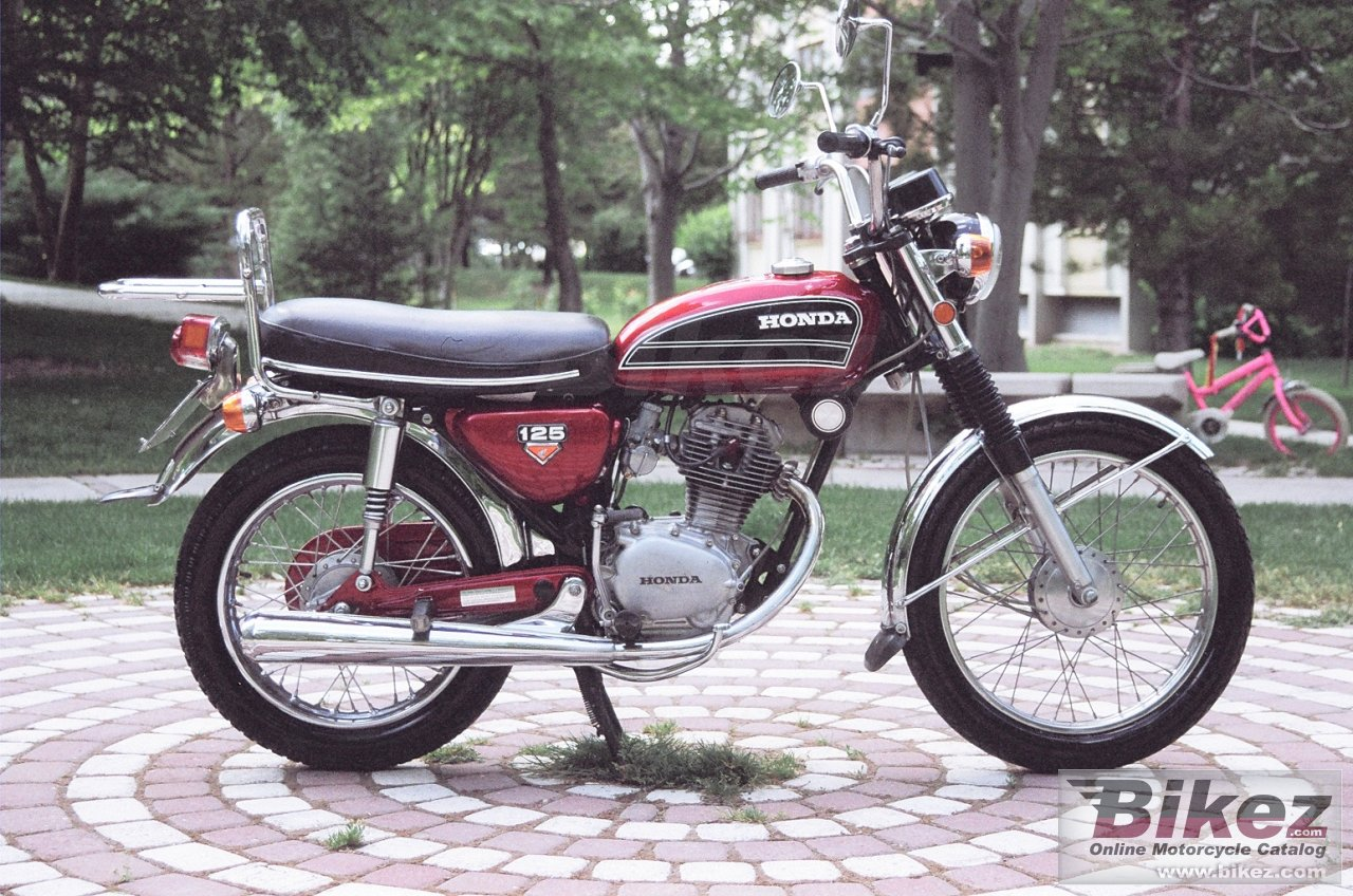 S restored by Ahmet cb 125 ss