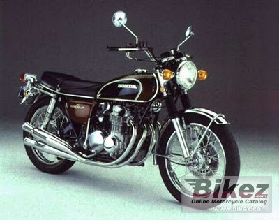 1974 Honda CB 500 F Specifications And Pictures
